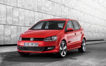 Rent Volkswagen POLO 1.2 TSI