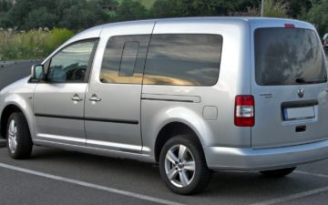 Buchen Volkswagen Caddy Maxi edition 2.0