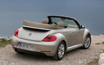 Buchen Volkswagen BEETLE CABRIO 1.2