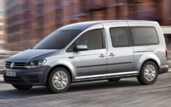 Volkswagen Caddy Maxi edition 2.0